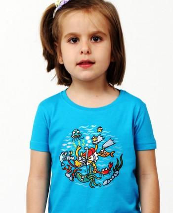 Camiseta niña Beeceo