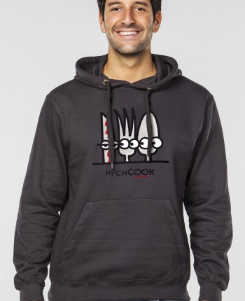 Men´s hoodie Hitchcook
