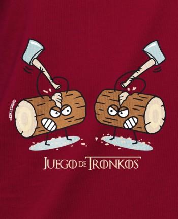 Men´s hoodie Juego de Tronkos
