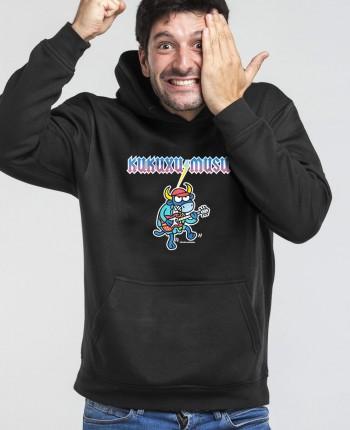 Sudadera capucha hombre DC/AN