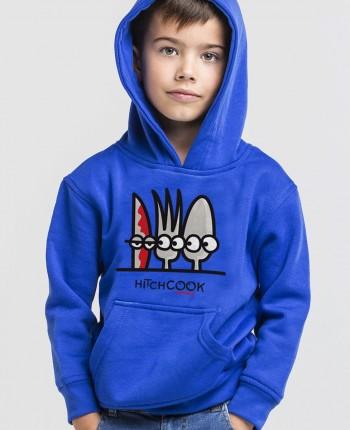 Boy´s hoodie Hitchcook