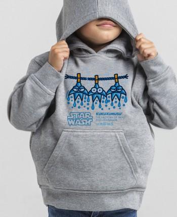 Boy´s hoodie Star Wash