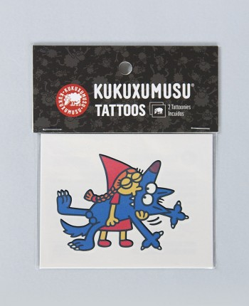 Tattos Besukao  (set of 2)