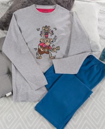 Pijama niño Monkirock