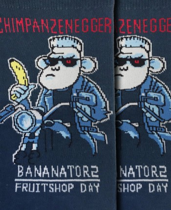Men's socks Bananator