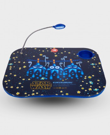 Lap Desk With Light Star Wash