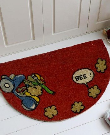 Doormat Scooter