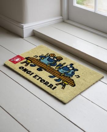 Doormat Txalaparta