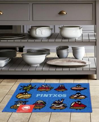 Kitchen rug Pintxos  (40x60cm)