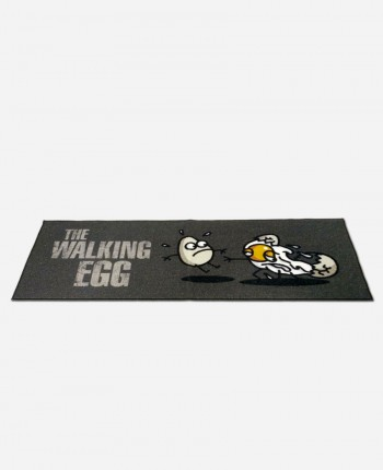 Kitchen rug The Walking Egg...