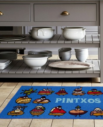 Kitchen rug Pintxos...