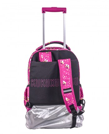 School trolley bag Lucys
