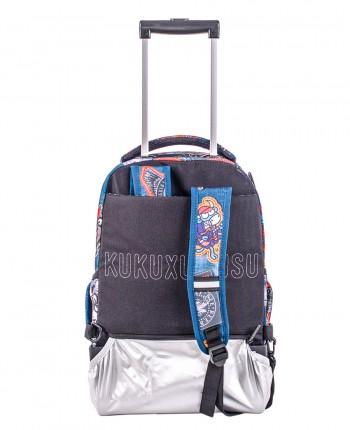 School trolley bag Patchrock