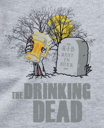 The Drinking Dead Men's...