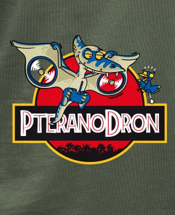 Pteranodron Men's T-shirt