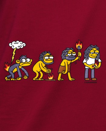Rastafire Men's T-shirt