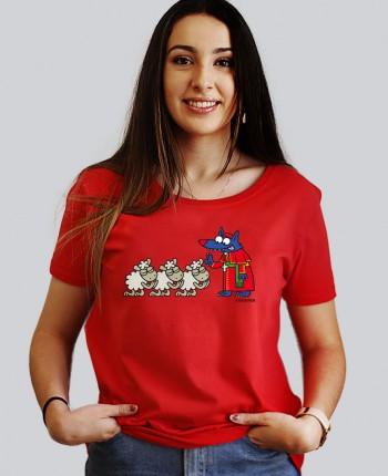 Camiseta mujer Errezu