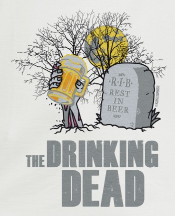 The Drinking Dead Women's...