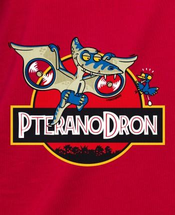 Camiseta mujer Pteranodron