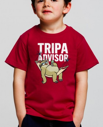 Tripa Advisor Boy's T-shirt