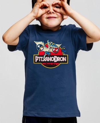 Camiseta niño Pteranodron