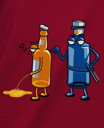 Aguafiestas Boy's T-shirt
