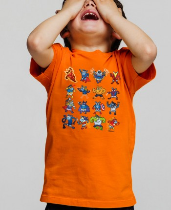 Camiseta niño  Super Sheeps