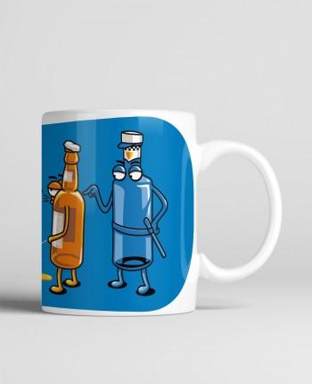 Aguafiestas Mug