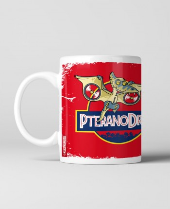 Pteranodron Mug