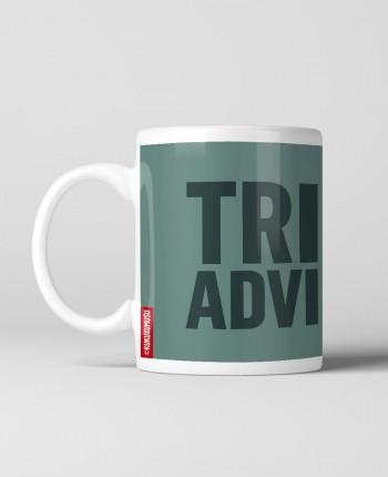 Tripa Advisor Mug