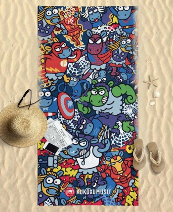 Medium beach towel (75x150...