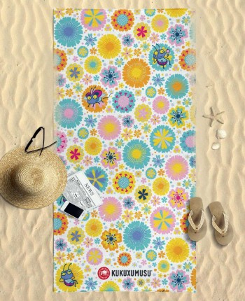 Large beach towel (90x170...