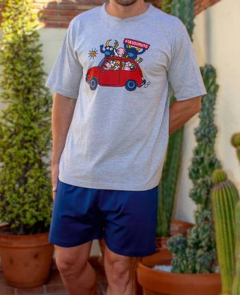 Pijama Hombre 600