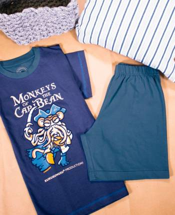 Boy's pyjamas Monkey Caribean