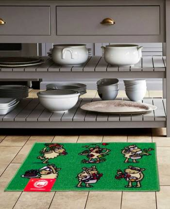 Kitchen rug Perejil...