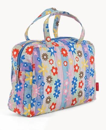 Flores - Big Toilet Bag