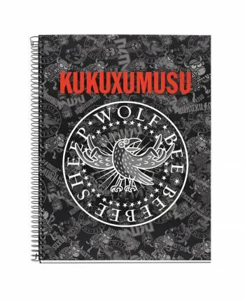 Kukura A4 Notebook