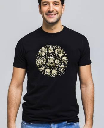 Camiseta hombre Marcha