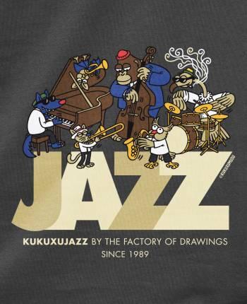 Camiseta hombre Jazz