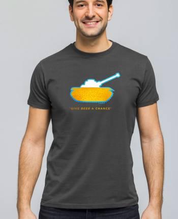 Beer Tank  Men's T-shirt