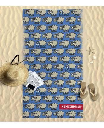 Medium beach towel (75x150...
