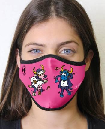 Adult's Mask Bull Fiction...