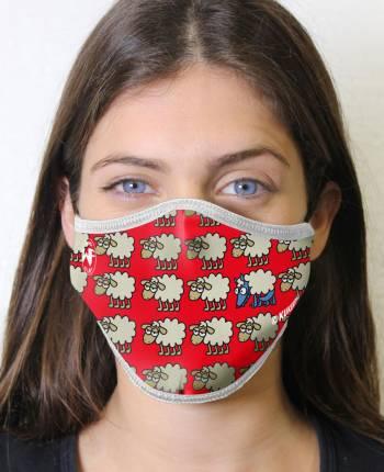 Adult's Mask Escondido (ear...