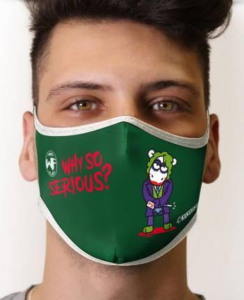 Adult's Mask Joker (head hold)