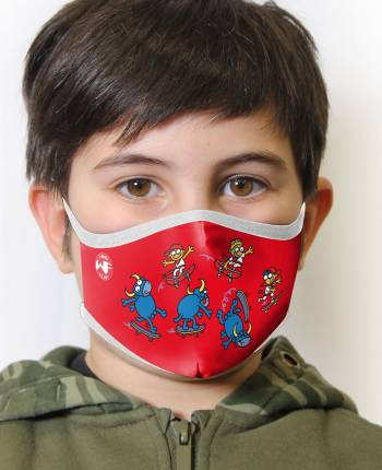 Children's Mask Txirrista...