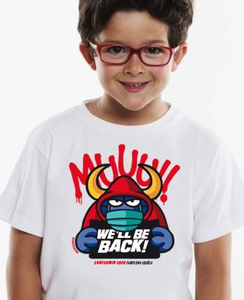 Boy T-shirt Volveremos