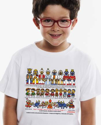 Boy T-shirt Comparsa