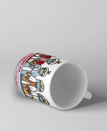 Mug Comparsa