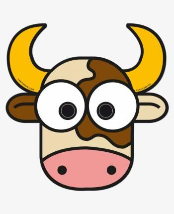 Careta Vaca Miss Tetis