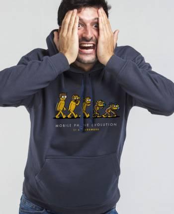 Men´s hoodie Tecnolution